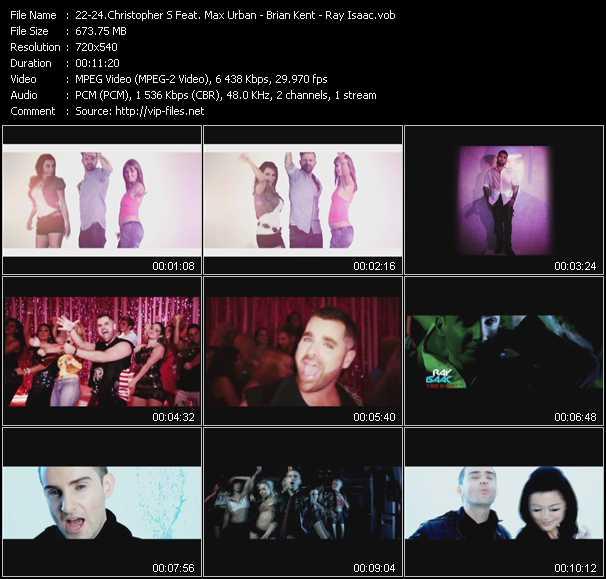Christopher S Feat. Max Urban - Brian Kent - Ray Isaac video screenshot