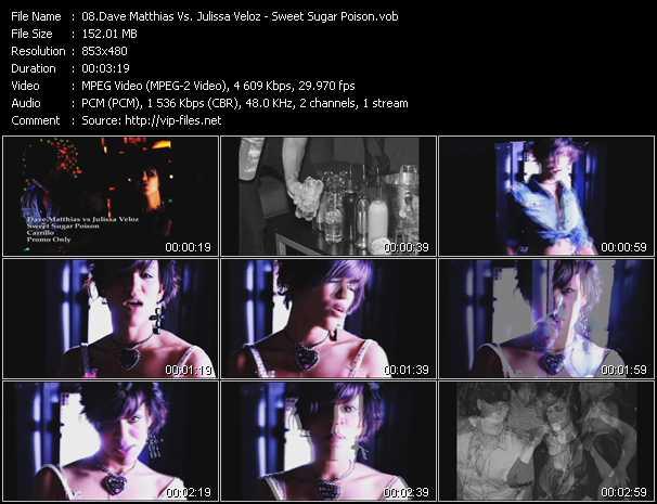 Dave Matthias Vs. Julissa Veloz video screenshot