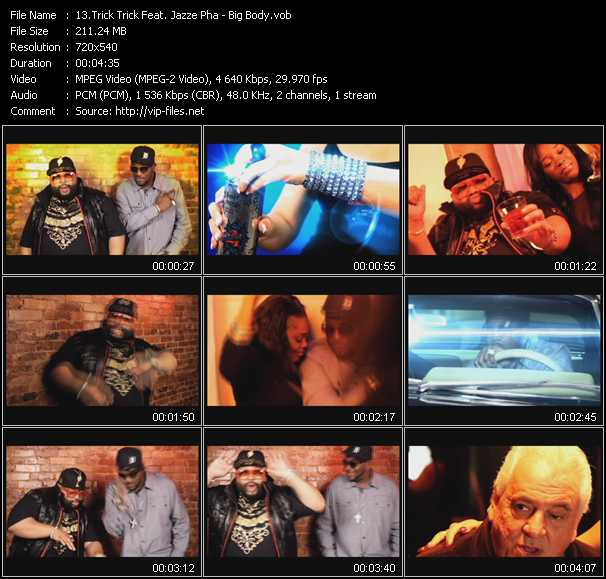 Trick Trick Feat. Jazze Pha video screenshot