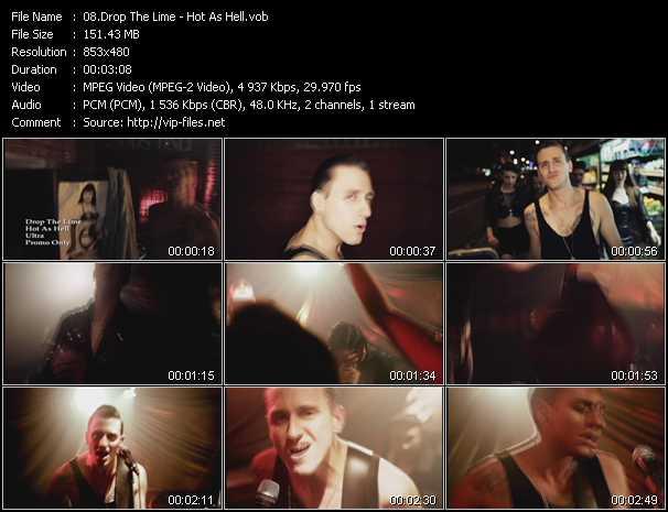 Drop The Lime video screenshot