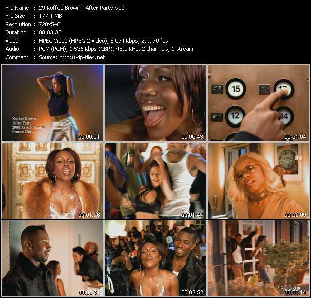 Koffee Brown video screenshot