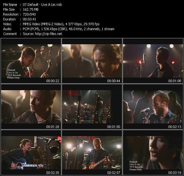Default video screenshot