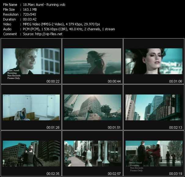 Marc Aurel video screenshot