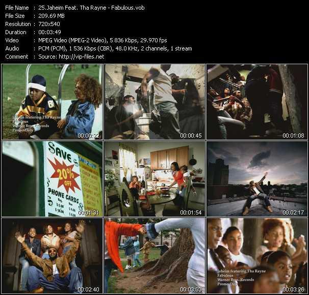 Jaheim Feat. Tha Rayne video screenshot