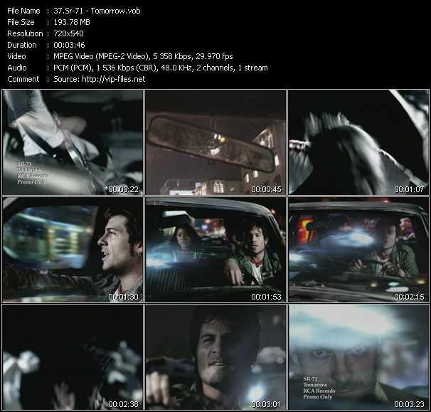 Sr-71 video screenshot