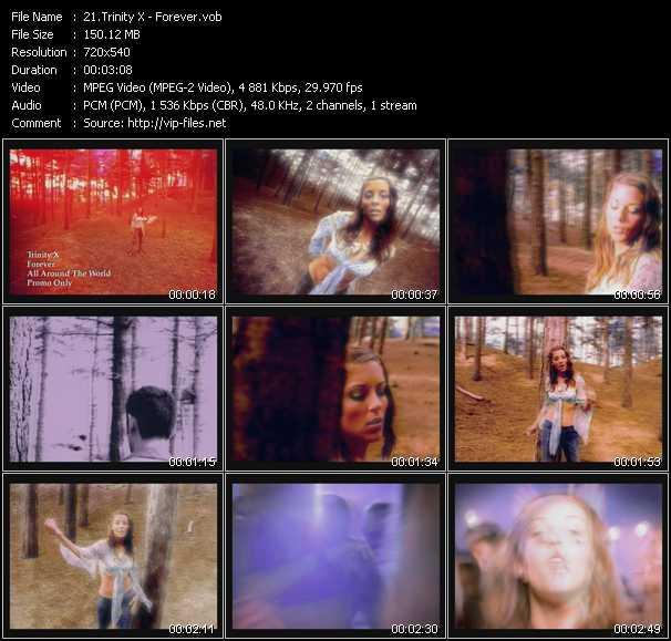 Trinity X video screenshot