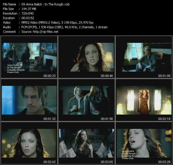 Anna Nalick video screenshot