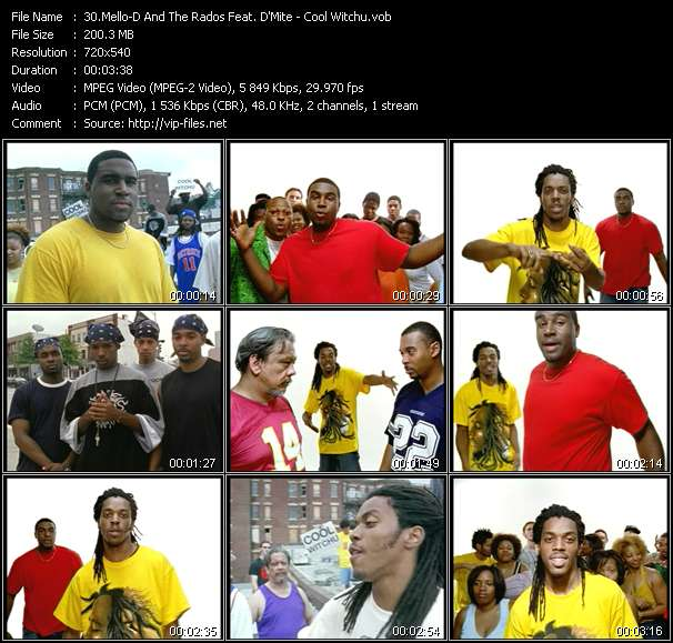 Mello-D And The Rados Feat. D'Mite video screenshot
