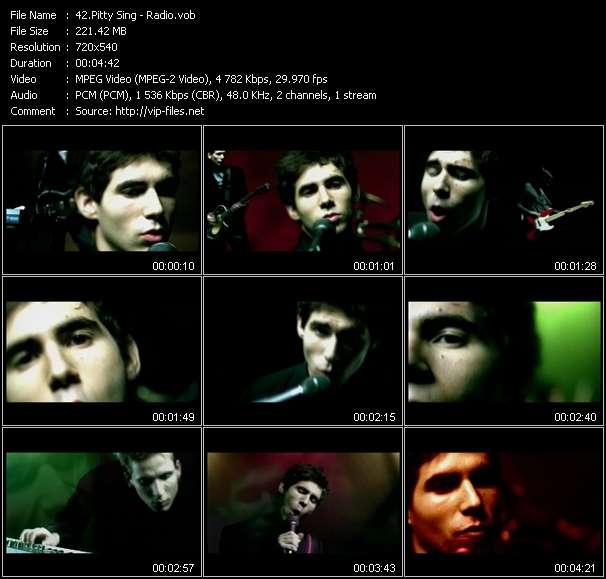 Pitty Sing video screenshot