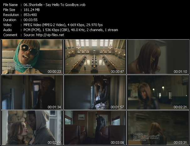 Shontelle video screenshot