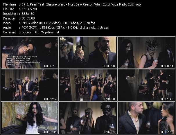 J. Pearl Feat. Shayne Ward video screenshot
