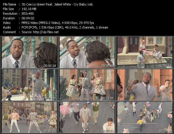 Cee Lo Green Feat. Jaleel White video screenshot