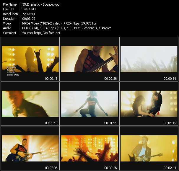 Emphatic video screenshot