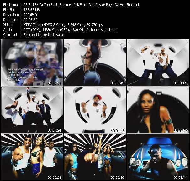 Bell Biv DeVoe Feat. Shamari, Jak Frost And Poster Boy video screenshot