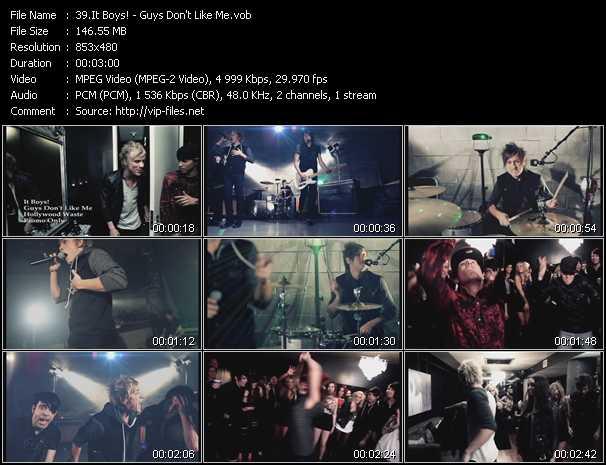 It Boys! video screenshot