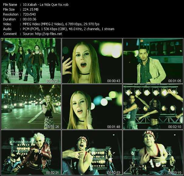 Kabah video screenshot
