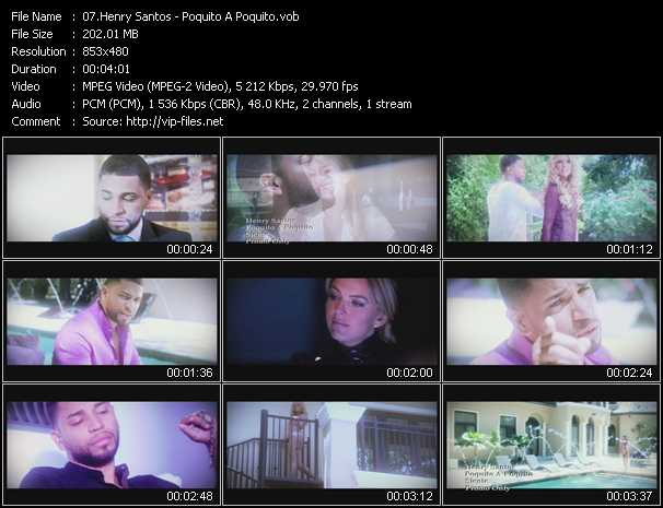 Henry Santos video screenshot