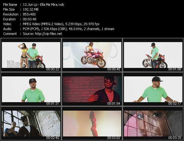 Jun Lp video screenshot