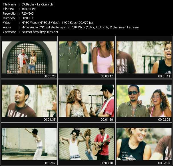 Bacha video screenshot
