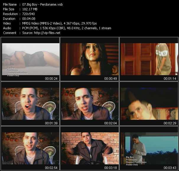 Big Boy video screenshot