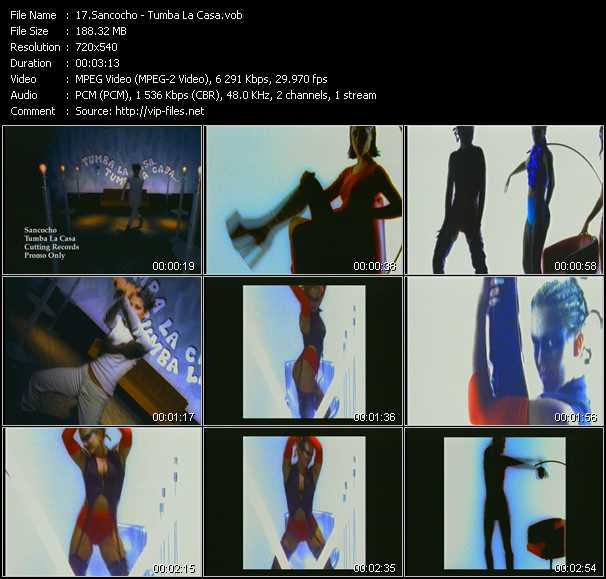 Sancocho video screenshot