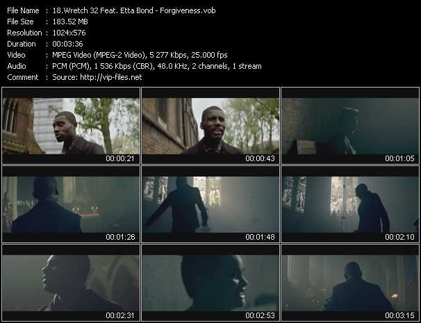 Wretch 32 Feat. Etta Bond video screenshot