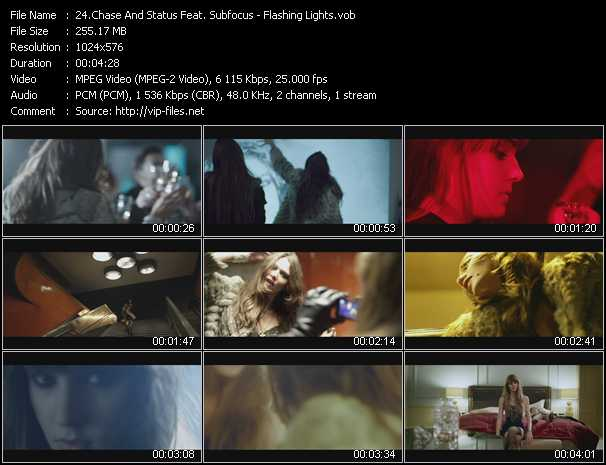 Chase And Status Feat. Subfocus video screenshot