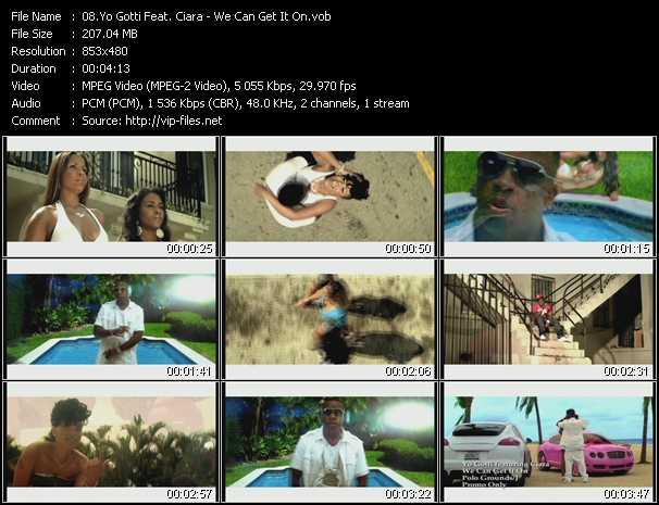 Yo Gotti Feat. Ciara video screenshot