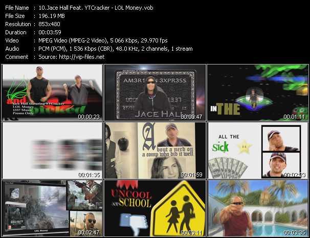 Jace Hall Feat. YTCracker video screenshot