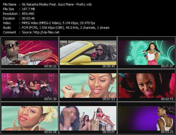 Natasha Mosley Feat. Gucci Mane video screenshot