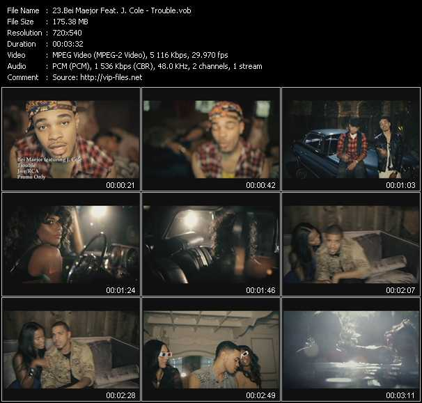 Bei Maejor Feat. J. Cole video screenshot