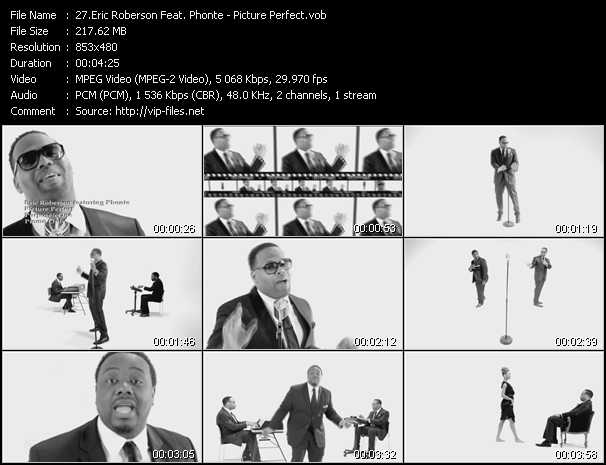 Eric Roberson Feat. Phonte video screenshot