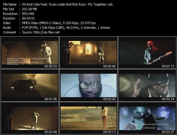 Red Cafe Feat. Ryan Leslie And Rick Ross video screenshot