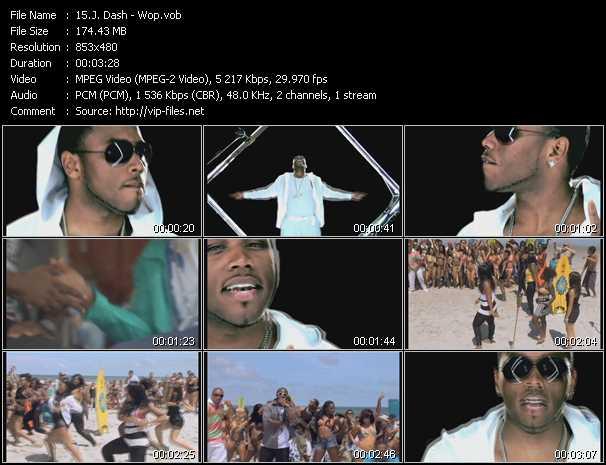 J. Dash video screenshot