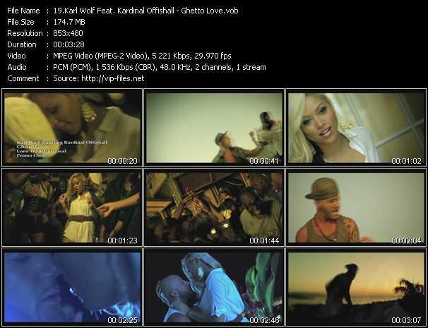 Karl Wolf Feat. Kardinal Offishall video screenshot