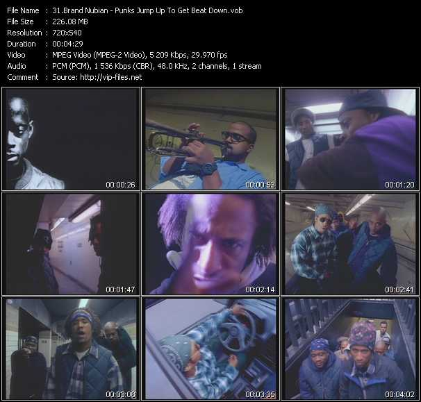 Brand Nubian video screenshot
