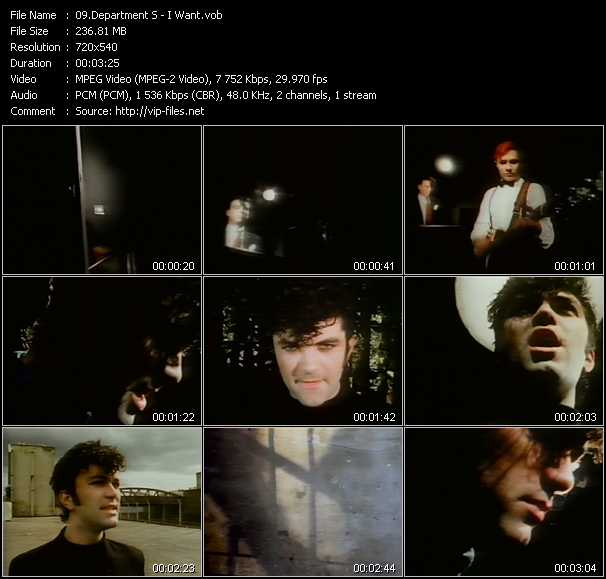 Department S video screenshot