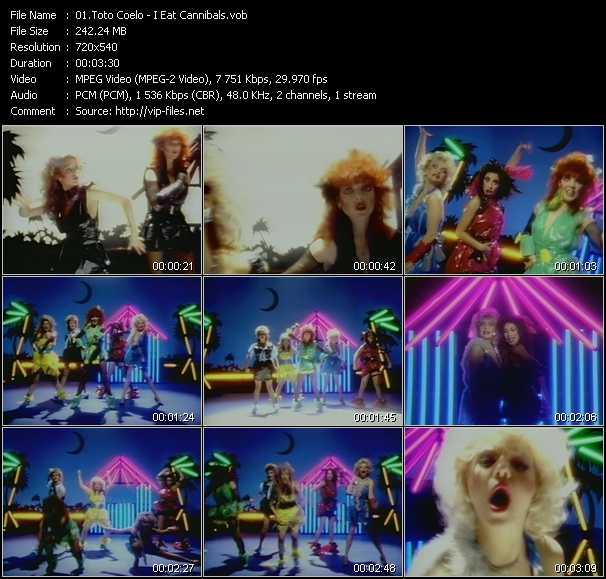 Toto Coelo video screenshot