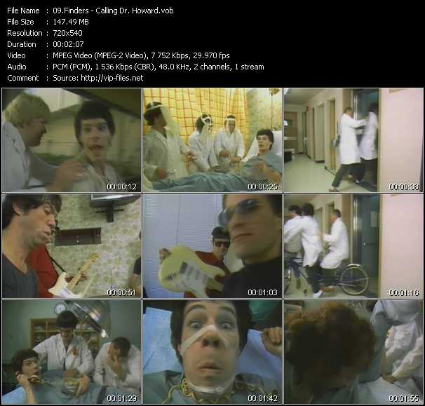 Finders video screenshot