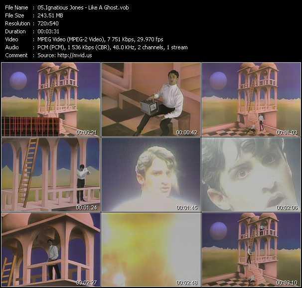 Ignatious Jones video screenshot