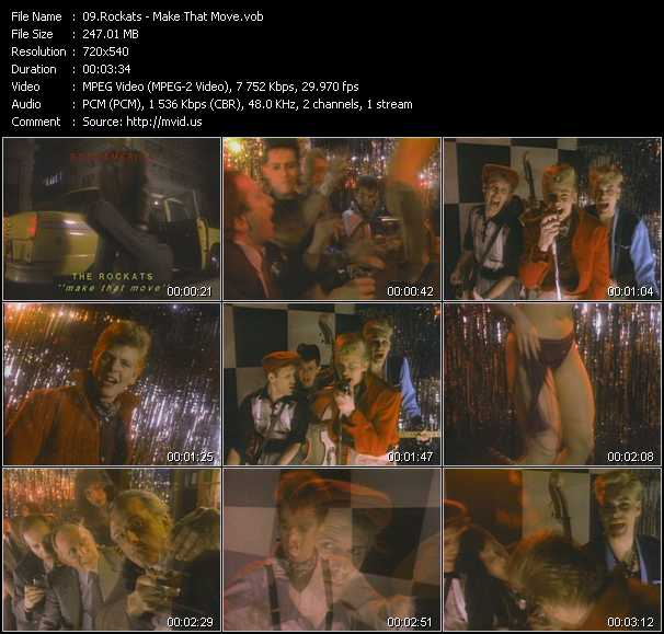 Rockats video screenshot