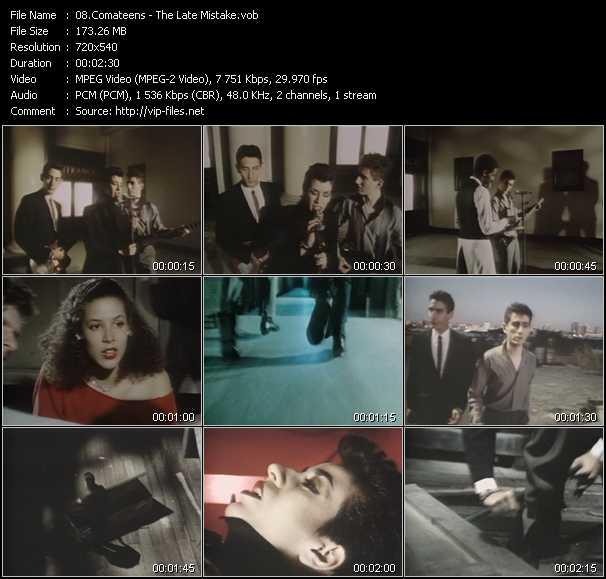 Comateens video screenshot