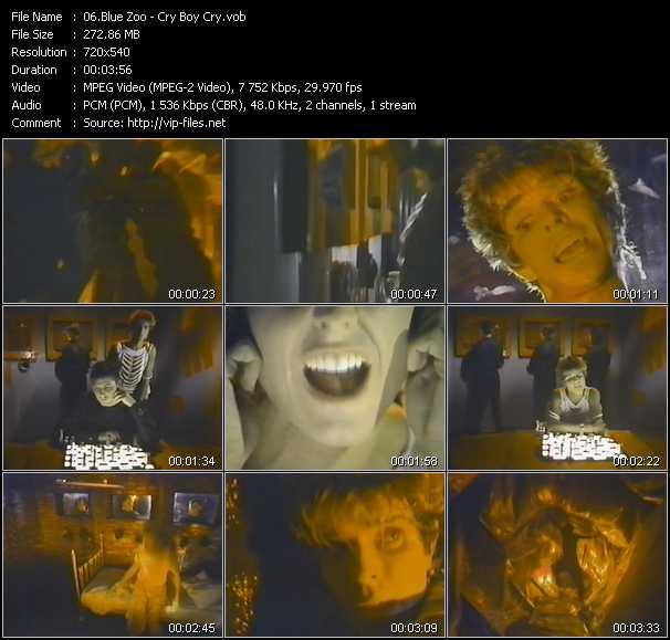 Blue Zoo video screenshot