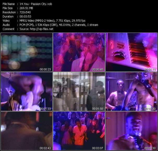 You video screenshot