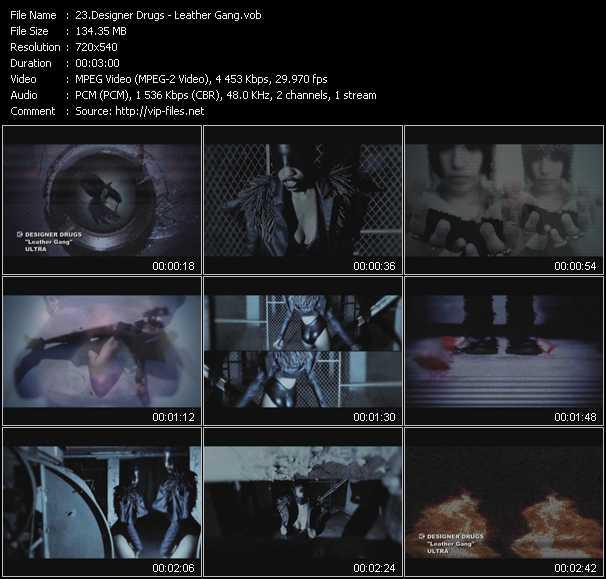 Designer Drugs video screenshot