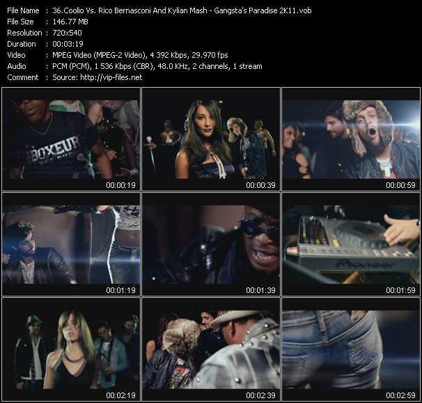 Coolio Vs. Rico Bernasconi And Kylian Mash video screenshot