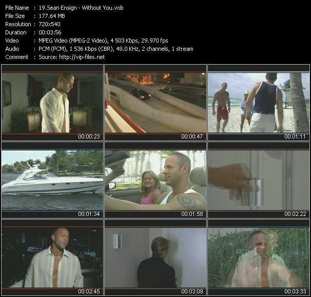 Sean Ensign video screenshot