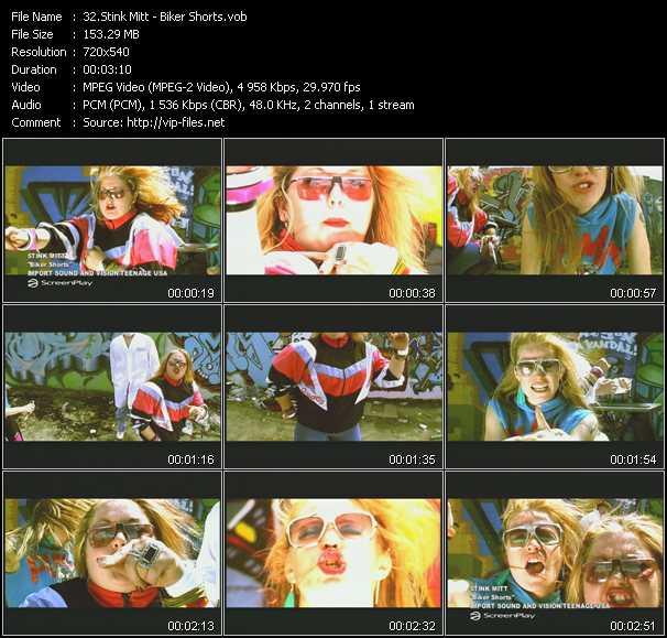 Stink Mitt video screenshot