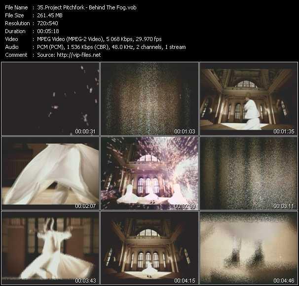 Project Pitchfork video screenshot