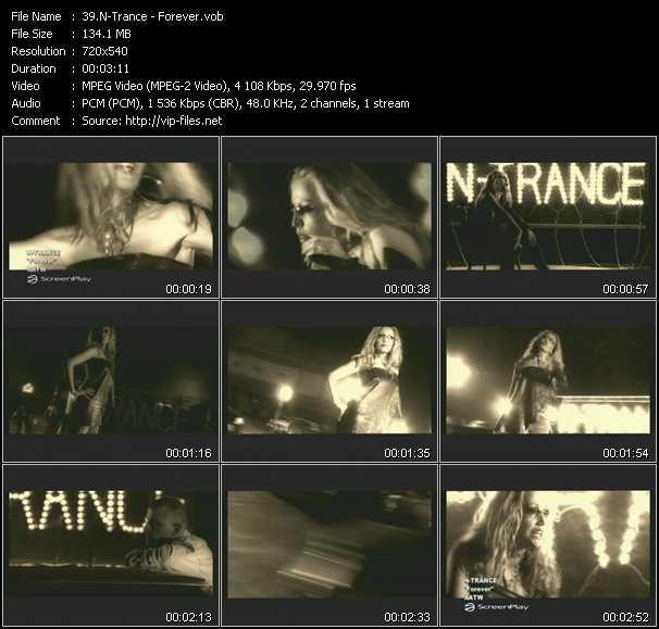 N-Trance video screenshot